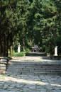 Алея парк Аязмото