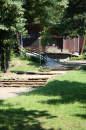 Залата на смеха в парк Аязмото